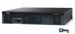 CISCO2921-SEC/K9 Cisco 2921 CISCO2921 Router w/ Security *TESTED*