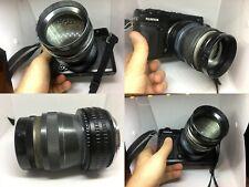 Custom Modified Projection lens 110mm + GFX adapter for Fuji 50S,50r Fujifilm,GF