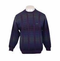 Vintage Pringle x Nick Faldo Goretex Windstopper Golf Jacket Pullover Wool Small