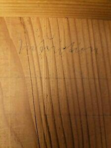 100 Jahre Beuys - Intuition Original Kunstwerk von Joseph Beuys 1968