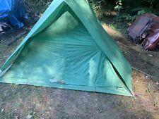 Vtg Eureka Timberline Outfitter 4 Person 3 Season Tent Camping **READ DESCRIP**