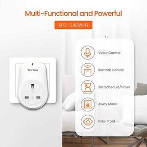 Tenda Beli Wireless Smart WiFi Plug - compatible