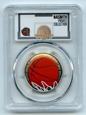 2020 S 50C Colorized Basketball Commemorative PCGS PR69DCAM Private Collection