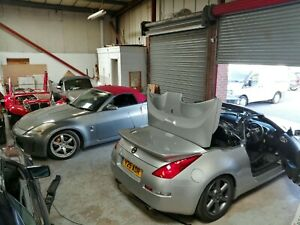 Nissan 350Z Roof