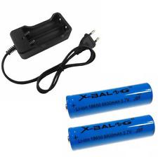 18650 Scatola batteria ricaricabile Scheda supporto batteria con interruttore for batterie 2x18650 Custodia kit fai da te