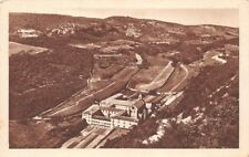 Abbaye de Sénanque - vue générale côté sud - (vue plongeante) Gordes - Vaucluse