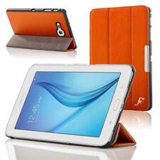 Carcasas, estuches y fundas naranja de piel para reproductores MP3 Samsung