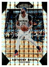2017-18 Panini Mosaic Prizm Anthony Davis New Orleans Pelicans