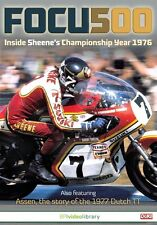 Focus 500 - Inside Barry Sheene's Championship Year 1976 (New DVD) Dutch TT 1977