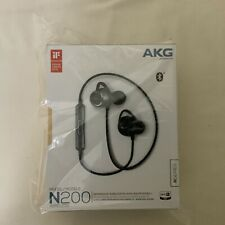 New AKG N200 Wireless Bluetooth Earbuds - Brand New Factory Sealed