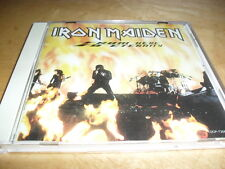IRON MAIDEN -FROM HERE TO ETERNITY- VERY HARD TO FIND ORIGINAL JAPANESE 1STPRESS