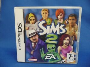 The Sims 2 for Nintendo DS - Pre-owned but very good condition. Box+Instructions