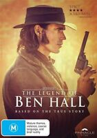 The Legend Of Ben Hall (DVD, 2017) NEW