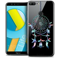 "Coque Gel Pour Huawei Honor 9 LITE (5.7"") Souple Dreamy Attrape Rêves Rainbow"