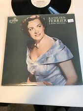 Kathleen Ferrier LP A Song Recital 7759