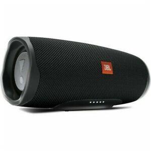 BRAND NEW JBL Charge 4 Waterproof Portable Bluetooth Speaker Black Free AU Post!