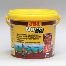 JBL NovoBel 5,5 l, Hauptfutter-Flocken für alle Aquarienfische