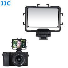 JJC Camera Vlog Selfie Flip Screen Bracket Mirror for Sony A7 III II A6600 A6300