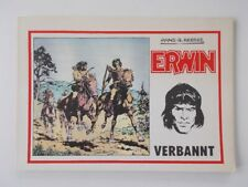 Erwin - Verbrant - Hans G. Kresse. Comic. Z. 1-