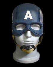 NEW Cattoys 1:1 Replica Captain America Wearable Helmet Cosplay Enhanced version