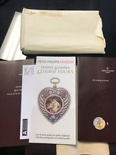 PATEK PHILIPPE GENUINE SELF WINDING MOVEMENT WATCHES-INSTRUCTIONS MANUAL BOOKLET