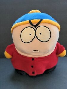 South Park 1998 Plush Set Comedy Central Cartman Pre Owned 11 inch tall
