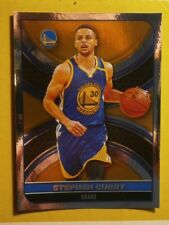 STEPHEN CURRY #211 ( FOIL )  PANINI  NBA 17/18 EUROPEAN EDITION STICKER