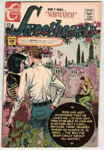 Sweethearts (Vol. 2) #98 FN; Charlton | save on shipping - details inside