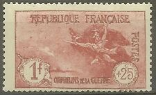 "FRANCE STAMP TIMBRE N°231 "" ORPHELINS LA MARSEILLAISE 1F+25c "" NEUF xx TB B413"