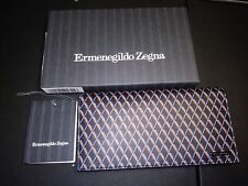 $750 Retail Price Brand New Ermenegildo Zegna Mens Luxury Wallet