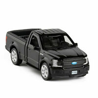Ford F150 Pickup Truck 1/36 Model Car Diecast Toy Vehicle Collection Gift Back