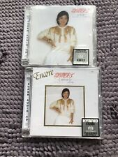 邓丽君 鄧麗君 Teresa Teng 演唱會 1982伊莉莎白 Encore 3 SACD 全新 同售