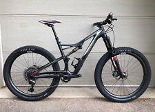 2016 Specialized S-Works Stumpjumper FSR 650B 27.5 Mountain Bike Medium MED