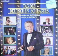 Tag des deutschen Schlagers (1987) Nicki, Clowns & Helden, Howard Carpend.. [LP]