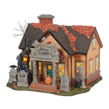 Dept 56 Halloween The Cemetery House Lmt Ed Lyop New 2020 6005476 Snow Village