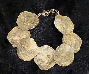 "Michael Michaud for Silver Seasons - La Mer Shell  7 1/2"" Bracelet"