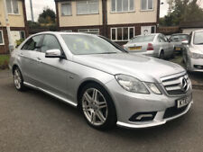 Mercedes-Benz E 250 Leather Seats Cars