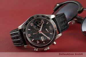 Eberhard & Co. Champion V Chronograph Automatik Herrenuhr Ref. 31064 VP: 3990 €