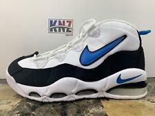 Mens Nike Air Max Uptempo '95 White Blue Black Retro | Size 13 | CK0892 103 NIB