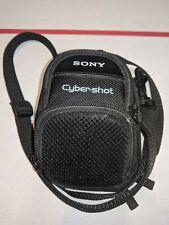 Sony CyberShot Digital Camera Travel Case LCS-CSD