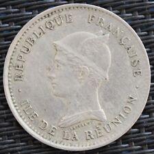 Island de La Reunion 50 Cents 1896