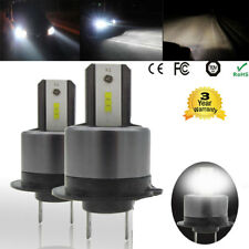Error Free 2pcs 110W H7 LED Lampade Fari Lampadine Headlight Bulbs per Foucs