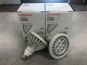 Sylvania Ultra LED 15W PAR38 15deg Wide Spot Lamp 2-PACK