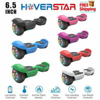 """Hoverboard 6.5"""" UL 2272 Listed Self Balancing Flash Wheel Electric Scooter"""