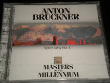 Anton Bruckner - Symphony No. 5 - CD Album - Masters Of The Millennium - 1999