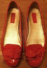 coach coral shoes size 5