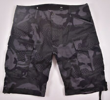 G-star Raw, Rovic Qane Relaxed Shorts 1/2, Size W40 Bermuda Shorts, Stretch