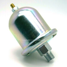 1/8 NPT OIL PRESSURE SENDER SENSOR Autometer VDO Smiths Auto Gauge Dial 7 Bar