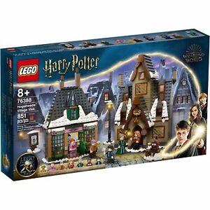 Lego 76388 Harry Potter Hogsmeade Village Visit Building Kit New With Sealed Box