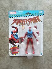 Marvel Legends Hasbro Retro Classics Series Scarlet Spider-Man Ben Reilly MOC